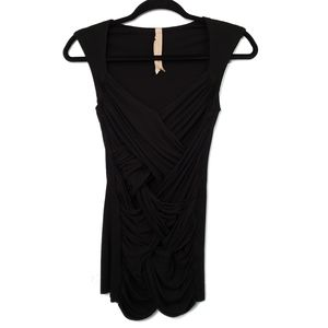 Bailey 44 Sleeveless Top Braided Detail